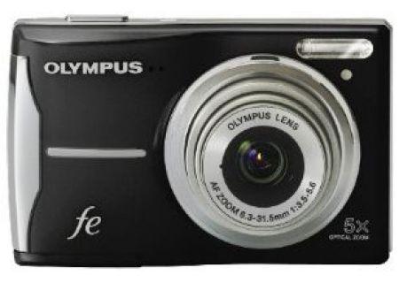 Olympus - FE 46 BLK - Digital Cameras