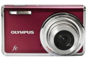 Olympus - FE 5020 RED - Digital Cameras
