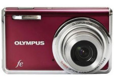 Olympus - FE 5020 RED - Digital Cameras