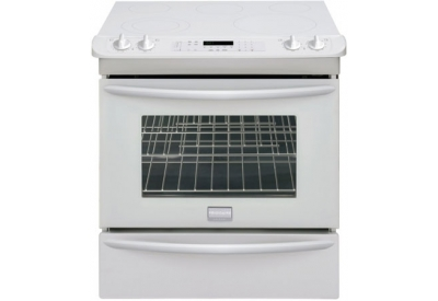 Frigidaire - FGES3045KW - Slide-In Electric Ranges