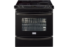 Frigidaire - FGES3065KB - Slide-In Electric Ranges