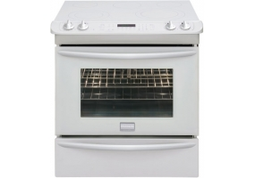 Frigidaire - FGES3065KW - Slide-In Electric Ranges