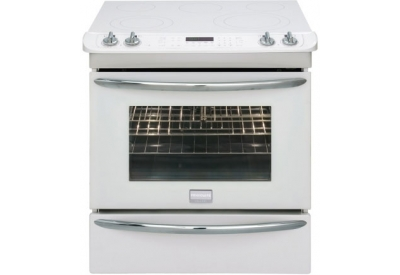 Frigidaire - FGES3075KW - Slide-In Electric Ranges