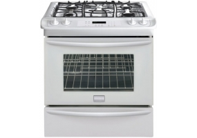 Frigidaire - FGGS3045KW - Slide-In Gas Ranges