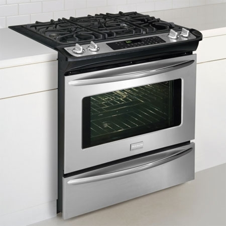 Frigidaire 30 Quot Gas Range In Stainless Steel Fggs3065kf Abt