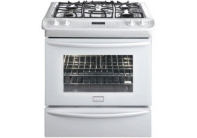 Frigidaire - FGGS3065KW - Slide-In Gas Ranges