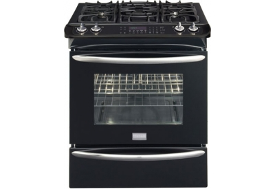 Frigidaire - FGGS3075KB - Slide-In Gas Ranges