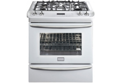Frigidaire - FGGS3075KW - Slide-In Gas Ranges