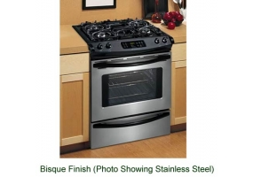 Frigidaire - FGS365EQ - Slide-In Gas Ranges