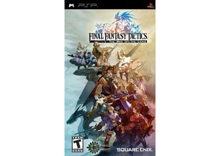 Sony - FINALFANTASYPSP - PSP Games