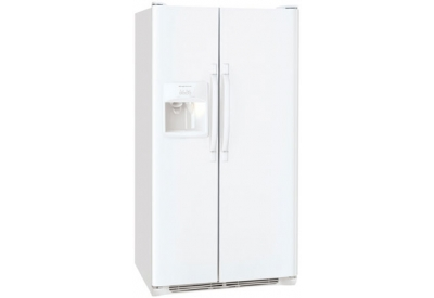 Frigidaire - FRS6HR35KW - Side-by-Side Refrigerators