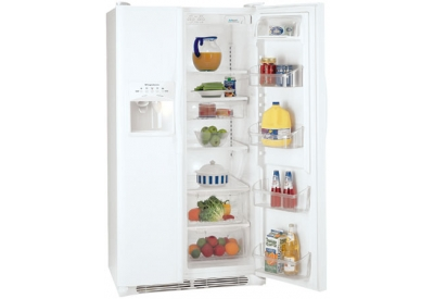 Frigidaire - FRS6HF55KW - Side-by-Side Refrigerators