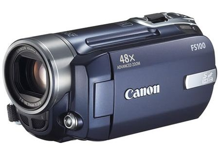 Canon - FS100B - Camcorders & Action Cameras
