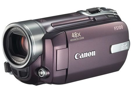Canon - FS100W - Camcorders & Action Cameras