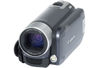 Canon - FS200 BLUE - Camcorders & Action Cameras