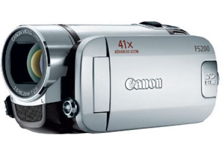 Canon - FS200 - Camcorders & Action Cameras