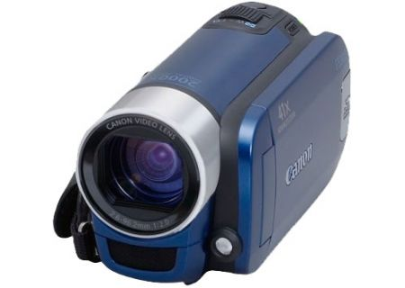 Canon - FS300BLUE - Camcorders & Action Cameras