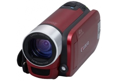 Canon - FS300RED - Camcorders & Action Cameras