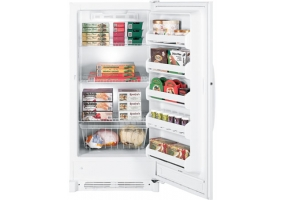 GE - FUF14SVRWW - Upright Freezers