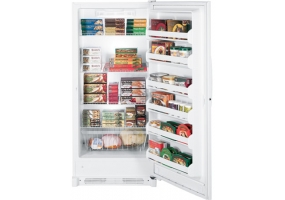 GE - FUF21SVRWW - Upright Freezers