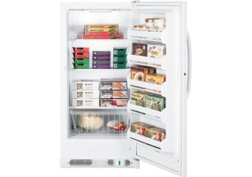 GE - FUM14SVRWW - Upright Freezers