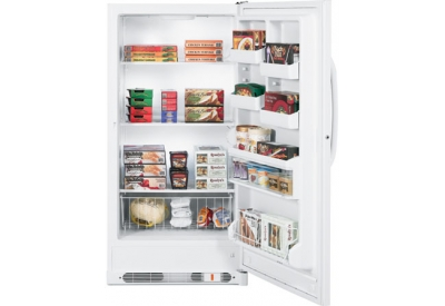 GE - FUM17SVRWW - Upright Freezers