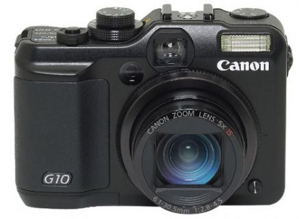 Canon - G10 - Digital Cameras