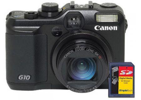 Canon - G10 KIT - Digital Cameras