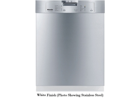 Miele - G2142SCWH - Energy Star Center