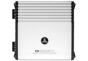 JL Audio - G2250 - Car Audio Amplifiers