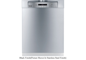Miele - G2432SCBK - Energy Star Center