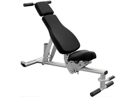 Life Fitness G7 Workout Bench - GADJ101