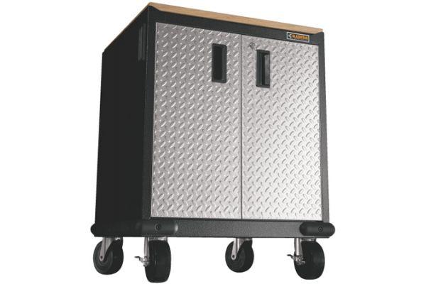 Large image of Gladiator Garageworks Premier Welded Steel Modular Gearbox - Powdercoat Finish - GAGB272DRG