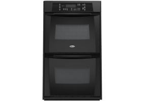 Whirlpool - GBD277PRB - Built-In Double Electric Ovens
