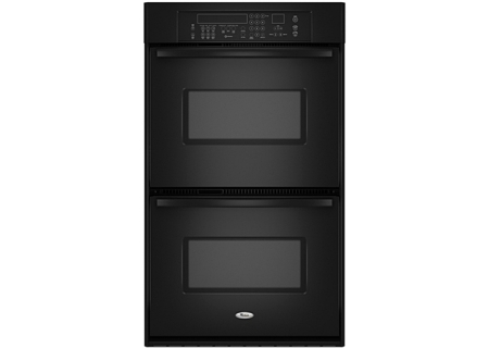 Whirlpool - GBD279PVB - Double Wall Ovens