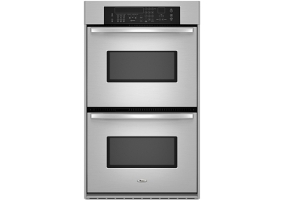 Whirlpool - GBD279PVS - Built-In Double Electric Ovens