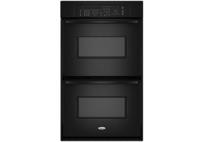 Whirlpool - GBD309PVB - Built-In Double Electric Ovens