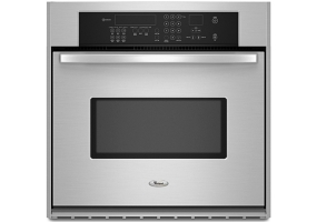 Whirlpool - GBS309PVS - Built-In Single Electric Ovens