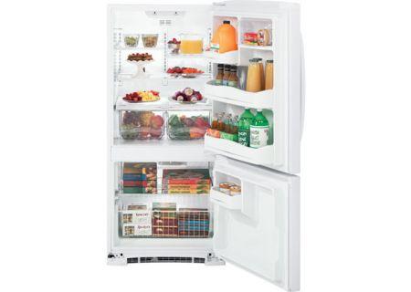 GE - GBSC0HBXWW - Bottom Freezer Refrigerators