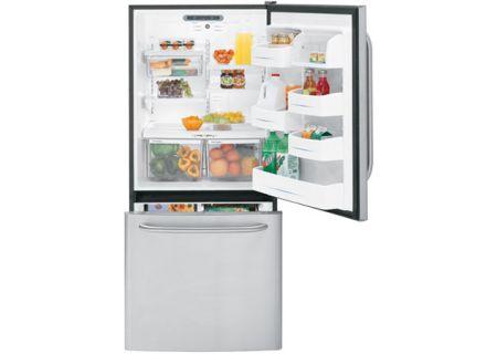 GE - GDL22KCWSS - Bottom Freezer Refrigerators