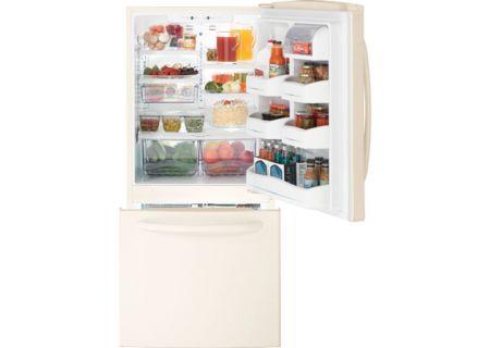 GE - GDSC0KBXCC - Bottom Freezer Refrigerators