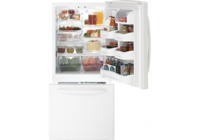 GE - GDSC0KBXWW - Bottom Freezer Refrigerators