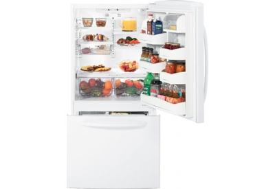 GE - GDSC3KCYWW - Bottom Freezer Refrigerators