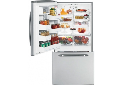GE - GDSL3KCYLLS - Bottom Freezer Refrigerators