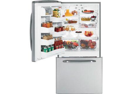 GE - GDSL3KCYLLS - Bottom Freezer Refrigerators