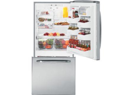 GE - GDSS0KCXSS - Bottom Freezer Refrigerators