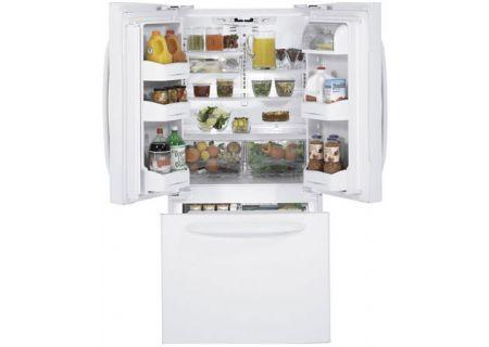 GE - GFSF2HCYWW - Bottom Freezer Refrigerators