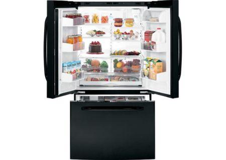 GE - GFSF6KEXBB - Bottom Freezer Refrigerators