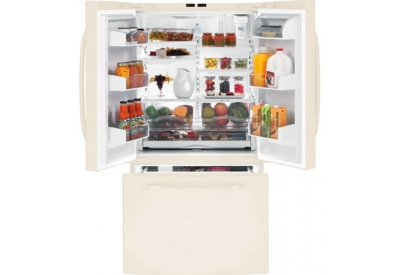 GE - GFSF6KEXCC - Bottom Freezer Refrigerators