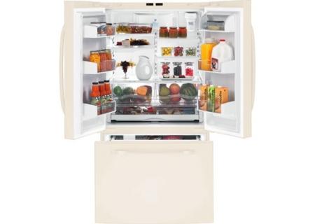 GE - GFSF6KEXCC - Bottom Freezer Refrigerators